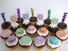 Eid Mubarak from Dough Cupcakes