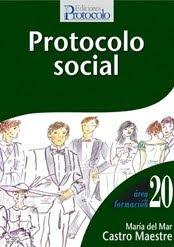 Protocolo Social, por Mar Castro