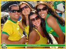 Torcida do Brasil em Terê