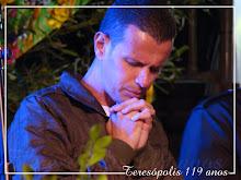 A fé do Waguinho