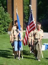 first annual Webelos Outdoor Activity Day