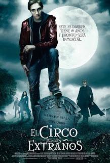 Ver Película El Circo de los Extraños Online Gratis (2009)