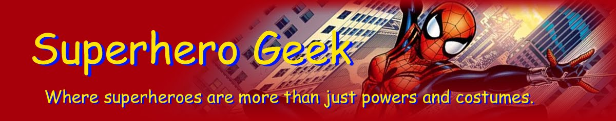 Superhero Geek