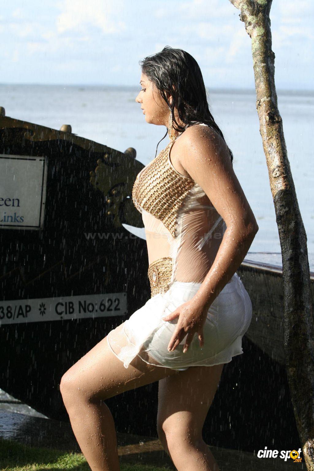 Namitha Panty Line