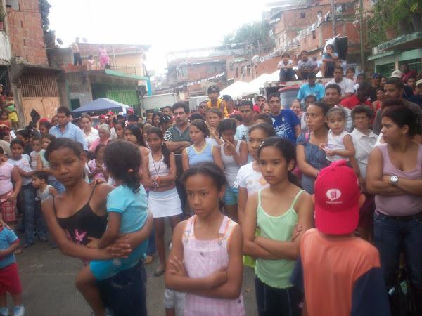 La gran toma de la zona 10 Gobernacion-Plan Sucre-Consejo Comunal zona 9 y 10, comunidad organizada
