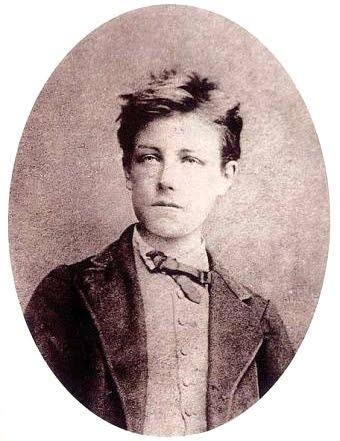 Galería de escritores famosos más guapos del mundo - Arthur Rimbaud