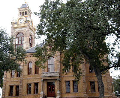 Llano County Texas Courthouse (1)2009