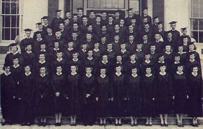 Carson-Newman College Graduating Class 1941, Ray Shubert