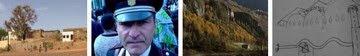 El sueño del baobab, La paura, Rupi del vino, Videomappings