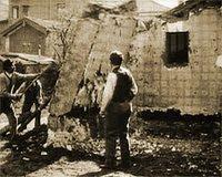 Démolition d´un mur (1896)