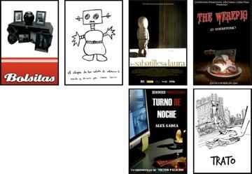 Bolsitas, El ataque de los robots de Nebulosa-5, Les sabatilles de Laura, The werepig, Turno de Noche, Trato.