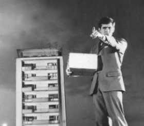 Anthony Perkins, en `El proceso´