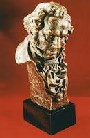 estatuilla Goya