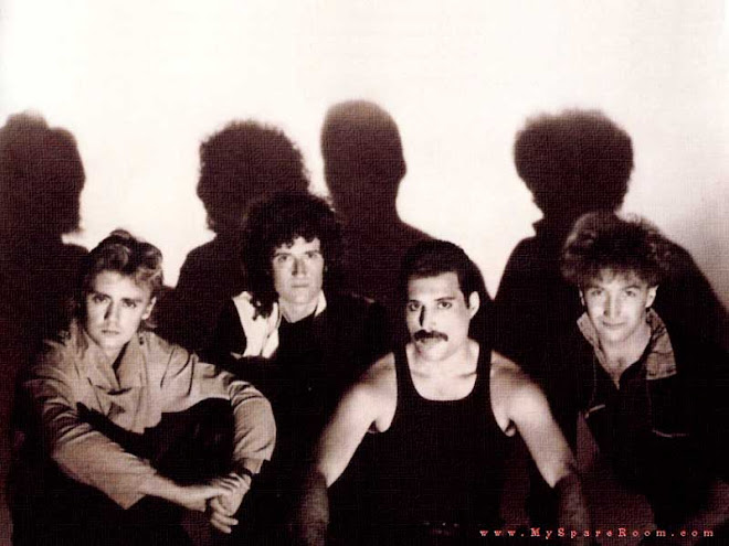 *QUEEN* the best group of all times :D