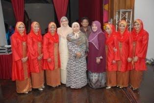 Team Nasyid Hurun 'Ain