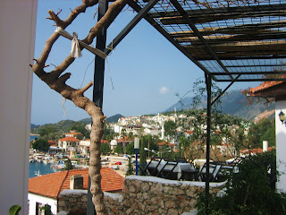 View of Kaş