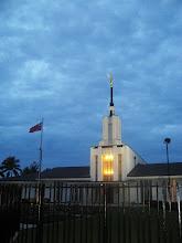 Nuku'alofa Tonga Temple