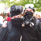 Sept. 29, 2001, Wash. DC Anti-War Protest