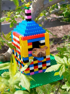 Cool Easy Lego Houses That Kids Can Make