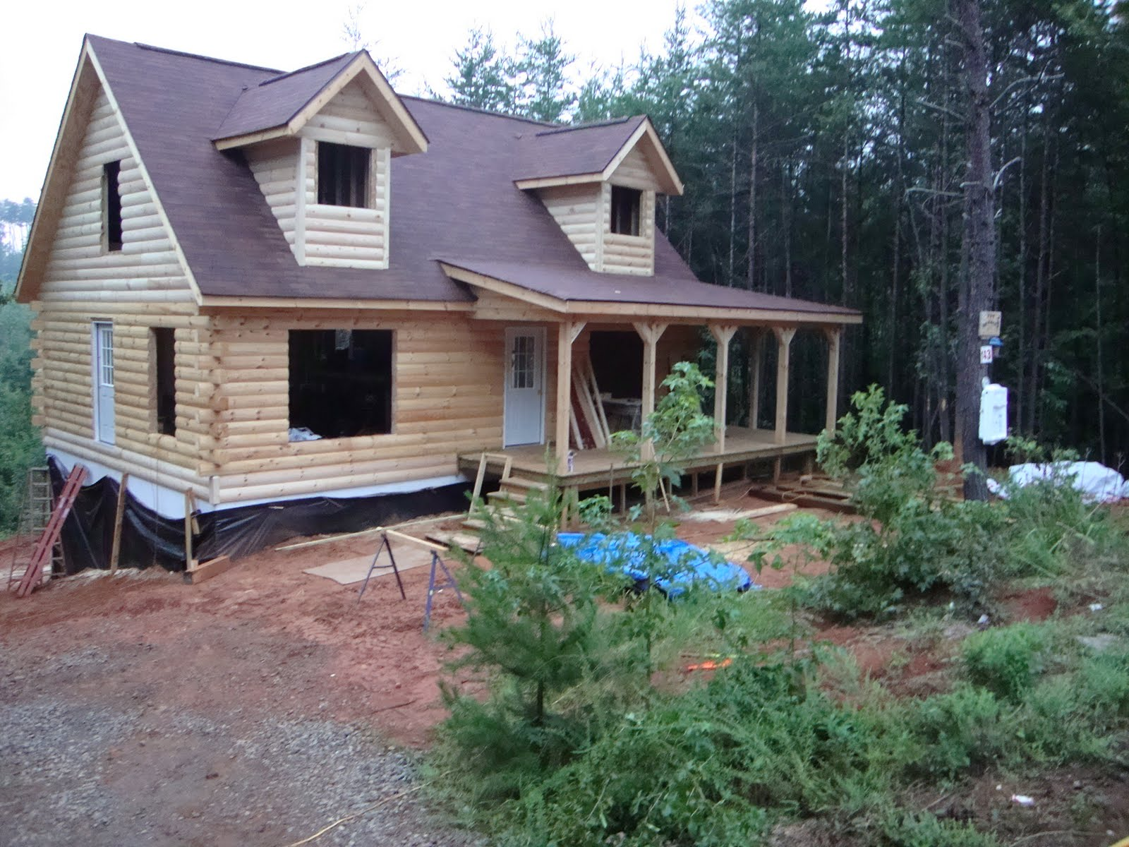 Patriot Log Home Builders Original