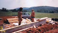 apprentice Log Home builder program