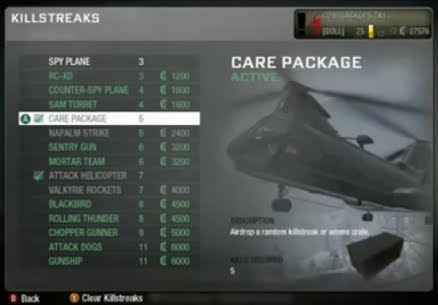 Black Ops Killstreaks Ideas. Call of Duty's Killstreak Rewards are manually