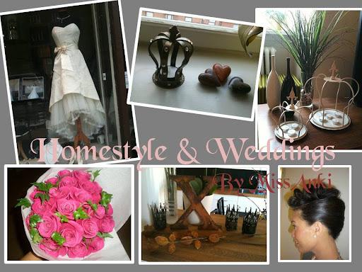 Homestyle & Weddings By MissAnki