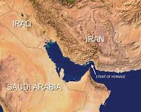 Report: Iran To Practice Closing Strait Of Hormuz  Strait%2Bof%2BHormuz