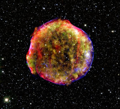 photo1 Blast From The Past: Astronomers Resurrect 16th Century Supernova