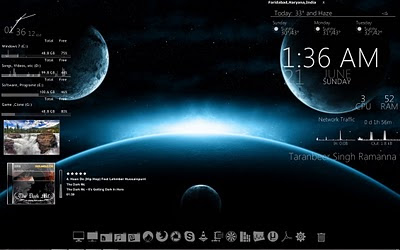 Download Tampilan Desktop Keren Windows 7