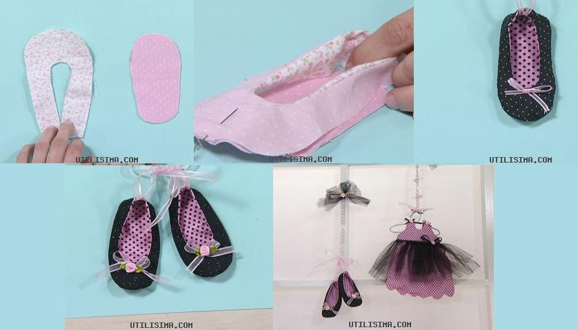 Realizar una percha de alambre y colocar el vestido.