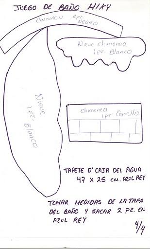 Imagenes De Lenceria De Baño Navidena:El Blog de Nando: lenceria de baño navideña MICKEY