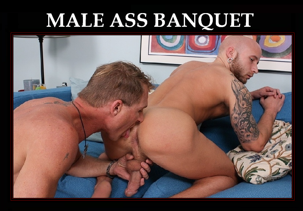 MALE ASS BANQUET