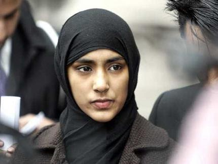 A GIRL I ADMIRE: Shabina Begum