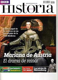 """Art. """"Mariana de Austria, el drama de reinar"""""""