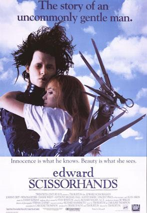 Johnny Depp Edward. Edward