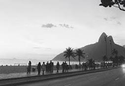 Rio de Janeiro, na época do despertar da Bossa Nova