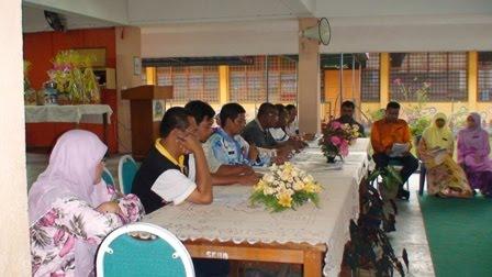 Barisan AJK PIBG Sesi 2010/2011