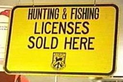 Terrierman 39 s daily dose the constitutional right to hunt for Kansas lifetime fishing license