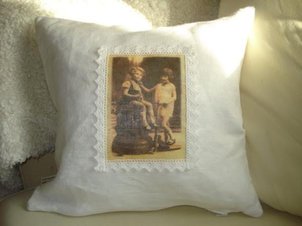 Nostalgia/Vintage tyynynpäälliset