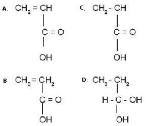 Examen Icfes Quimica Organica Opciones Respuesta