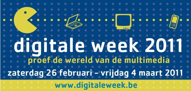 Blog van bibliotheek ieper digitale week 2011 26 februari tot 4 maart - Tot zijn bibliotheek ...