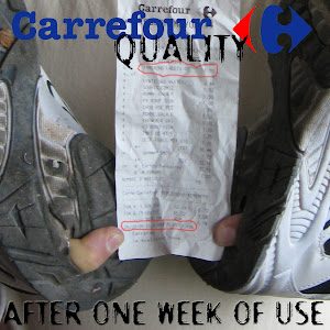 Carrefour guaranteeing product safety and quality