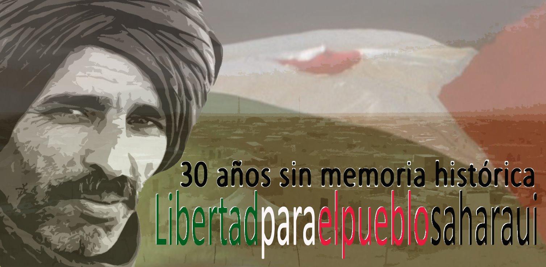 Libertad para el pueblo saharaui