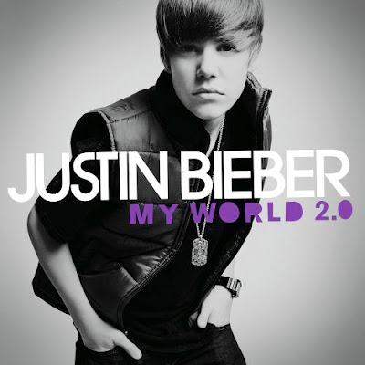 justin bieber my world album. Justin Bieber: My World 2.0