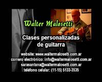 WALTER MALOSETTI