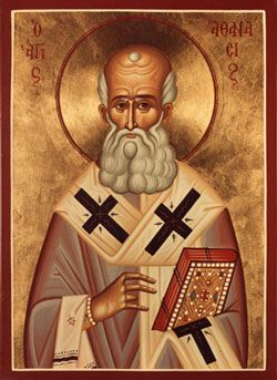 athanasius father of orthodoxy Athanasius is a legendary early church father whom lived during the fourth century he was a man of fiery passion who is particularly renowned for his ardent defense of the nicene creed, theological apologies regarding the trinity, and his biography of anthony.