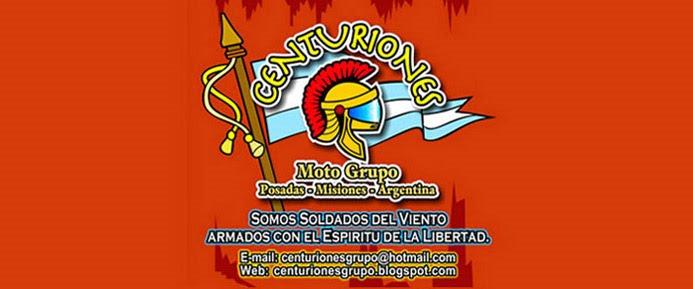 Centuriones - Moto Grupo de Posadas Misiones