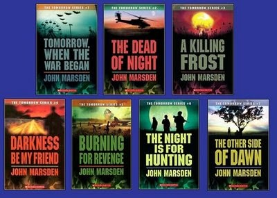 tomorrow when the war began by john marsden essay Omorrow when the war began, written by john marsden is an action genre book the main themes are survival, change, relationships, friendships, courage, self-discovery and morality.
