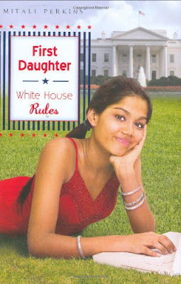 good books and the random movie first daughter white